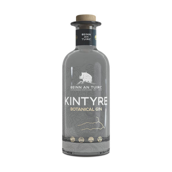 KINTYRE GIN(70cl, 43%).