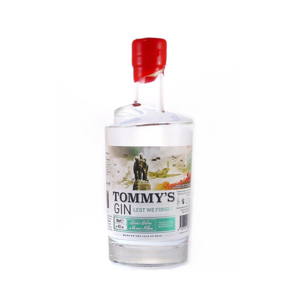 ISLE OF SKYE - TOMMY'S (70cl)