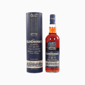 Glendronach 18 year old - Allardice (70cl, 46%).