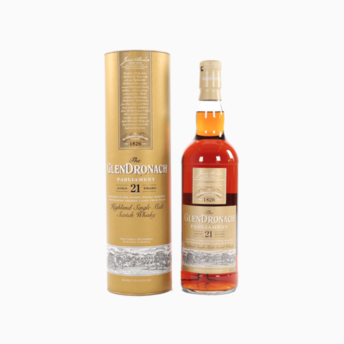 Glendronach 21 year old - Parliament (70cl, 48%).