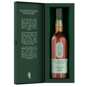 LAGAVULIN JAZZ 2020 (70cl, 52.6%).