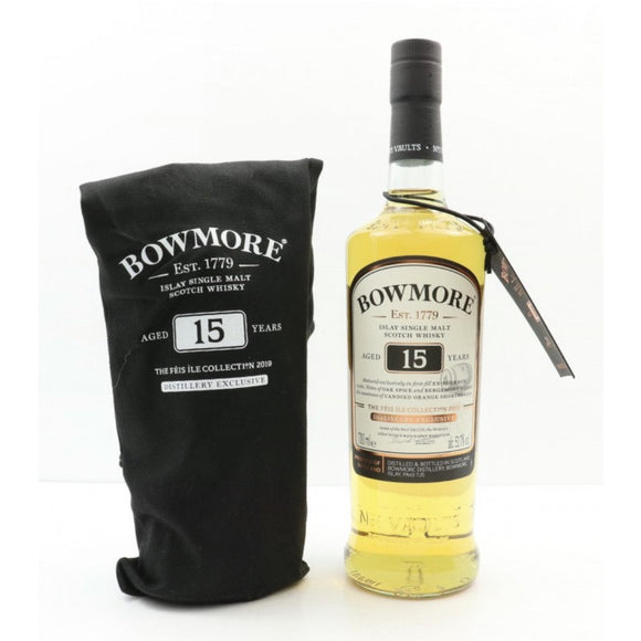 BOWMORE FEIS ILE 2019 - 15 Year (70cl, 51.7%)