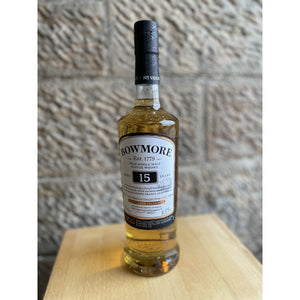 BOWMORE FEIS ILE 2019 - 15 Year (70cl, 51.7%).