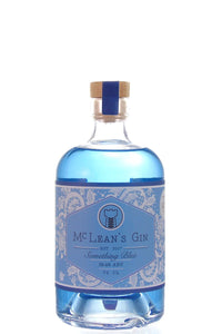 McLeans - Something Blue (70cl, 39.4%).