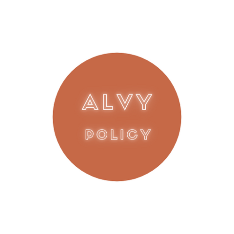 Alvy Clothing Return and Exchange Policy