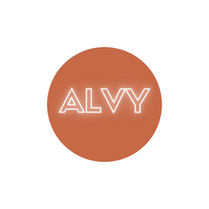 ALVY Logo Ethical Fair Trade Clothing Accessories