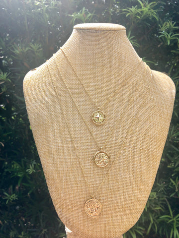 Coin Necklaces