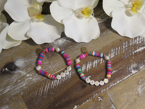 Rainbow Personalized Bracelets