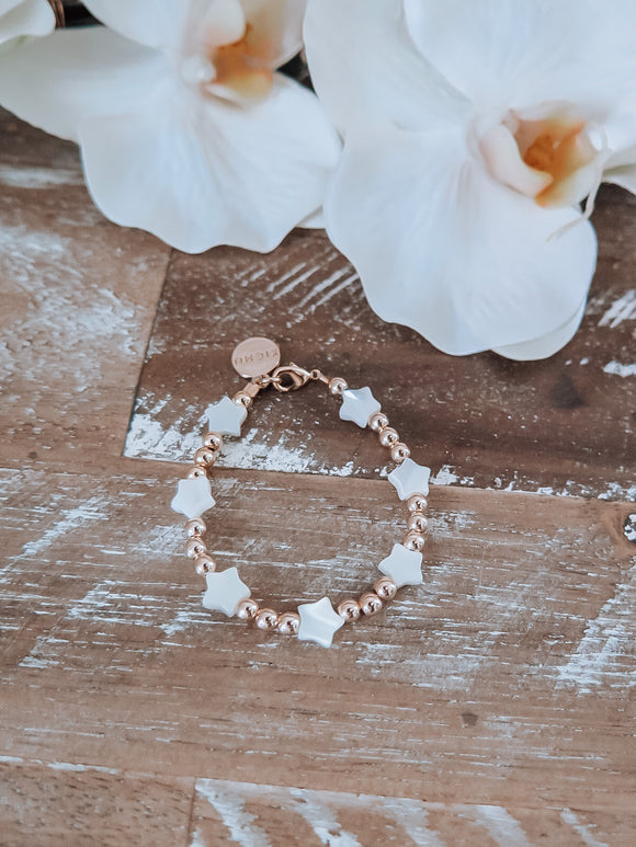 Baby Star Stackable Bracelet