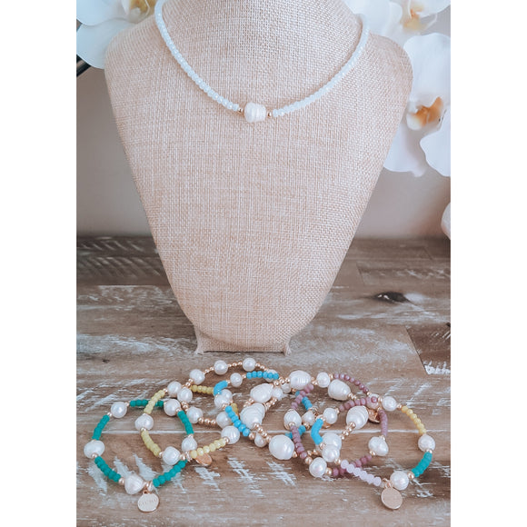 Everyday Crystal Necklace