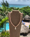 "Vale ""Piña"" Pineapple Necklace"