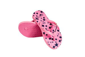 Kids Pink with Stars Sandals
