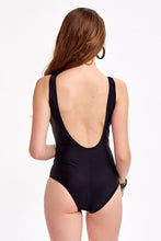 Load image into Gallery viewer, Swimming Costume - Black Heart