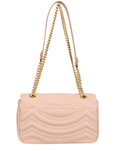 Mademoiselle Happy Shoulder Bag - Pink