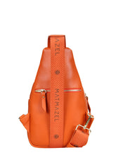 Load image into Gallery viewer, Mademoiselle Unisex Cross Bag - Orange