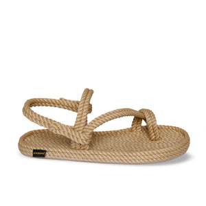 Bohonomad Hawaii - Flat with Rubber Sole