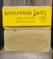 Lemon & Lavender Soap