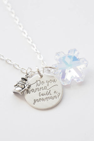 'Do You Wanna Build a Snowman?' Charm