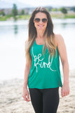 'Be Kind' by Heidi Swapp™ Flowy Tank