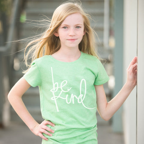 'Be Kind' by Heidi Swapp™ Girls Tee