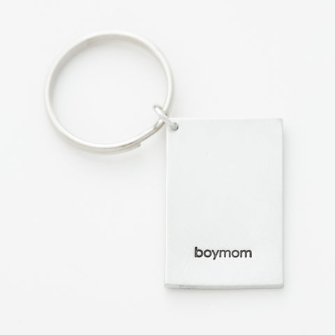 'Boymom' by boymom® Key Chain