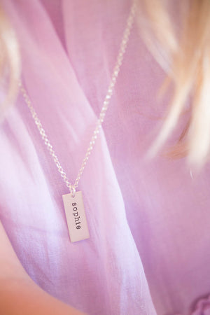 Personalized Charm
