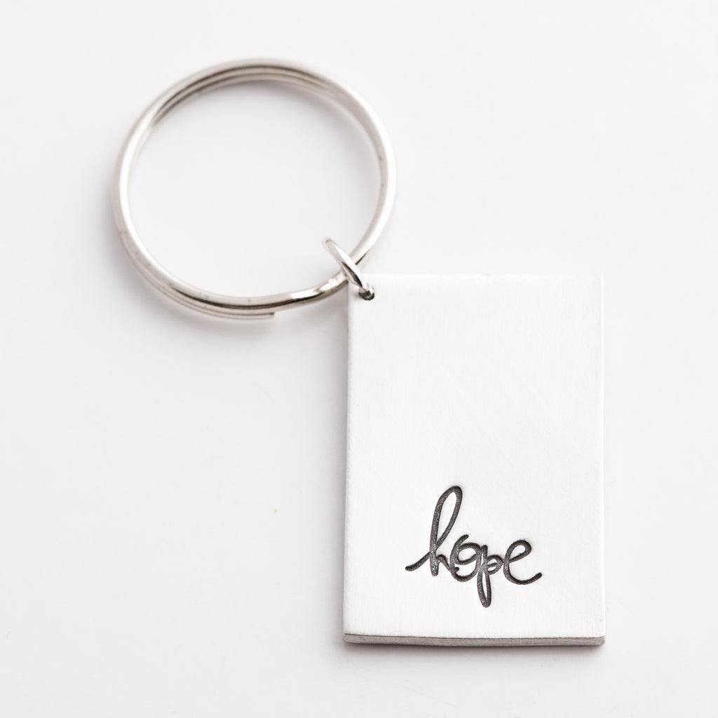 'Hope' by Heidi Swapp™ Key Chain