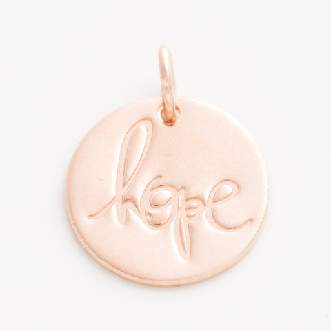 'Hope' by Heidi Swapp™ Charm