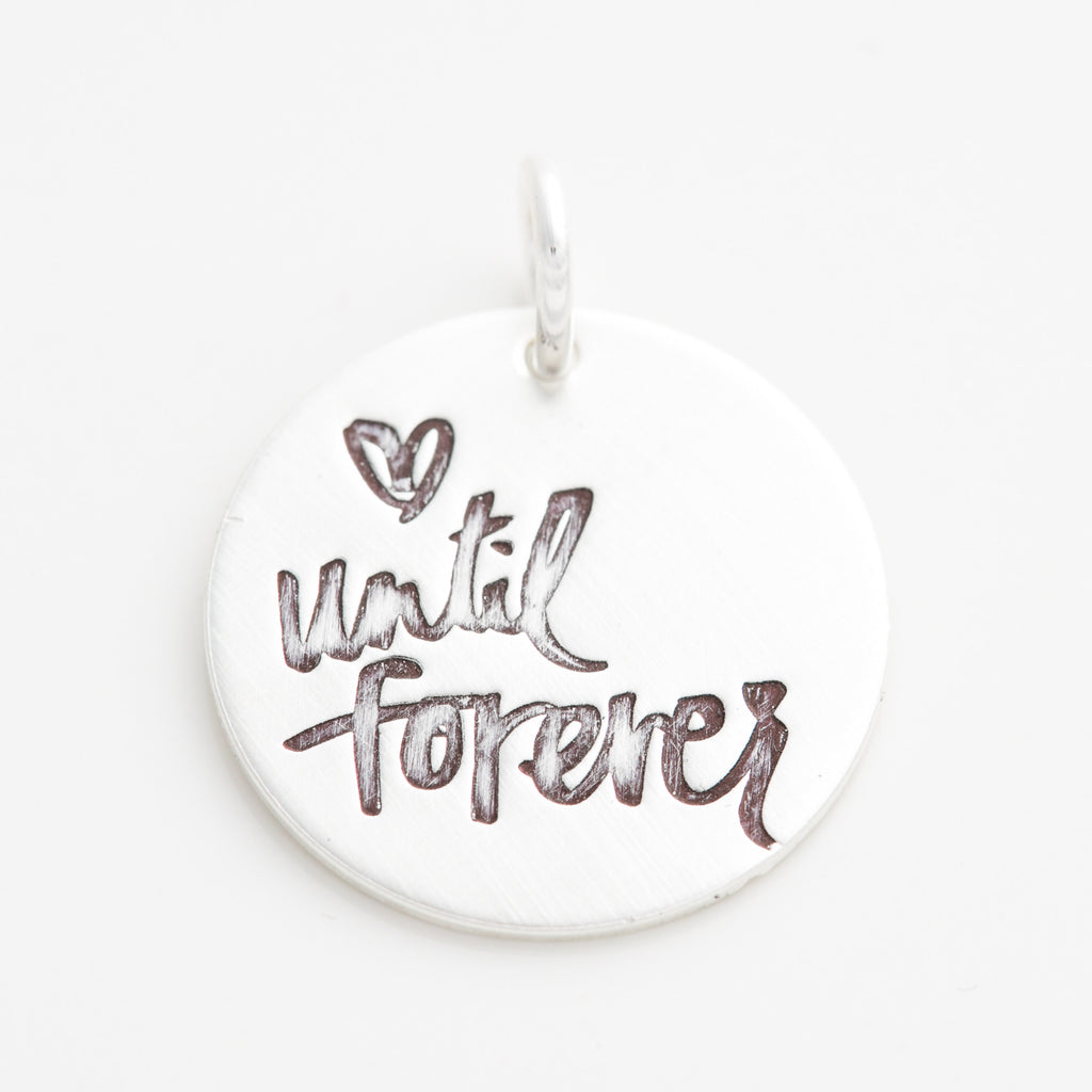 'Until Forever' by Heidi Swapp™ Charm