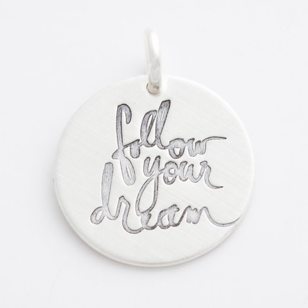 'Follow Your Dream' Heidi Swapp™ Charm
