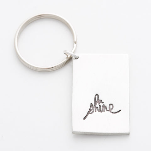 'Shine' by Heidi Swapp™ Key Chain