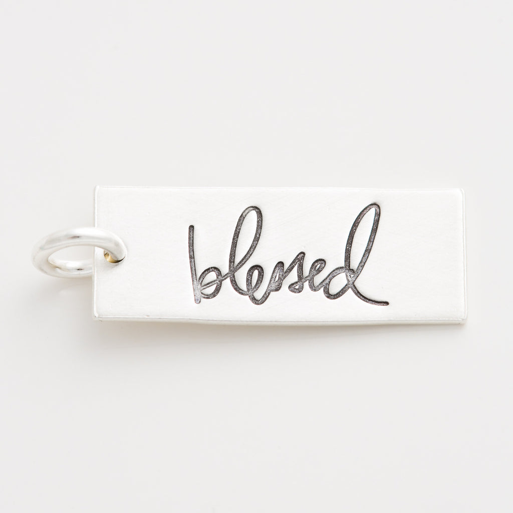 'Blessed' by Heidi Swapp™ Charm