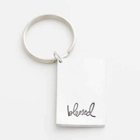 'Blessed' by Heidi Swapp™ Key Chain