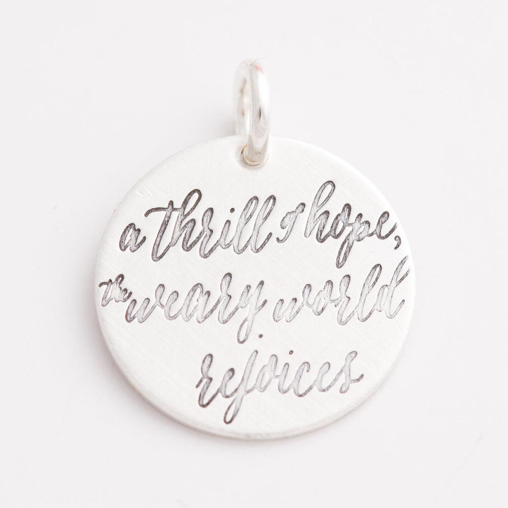 'O Holy Night' Charm