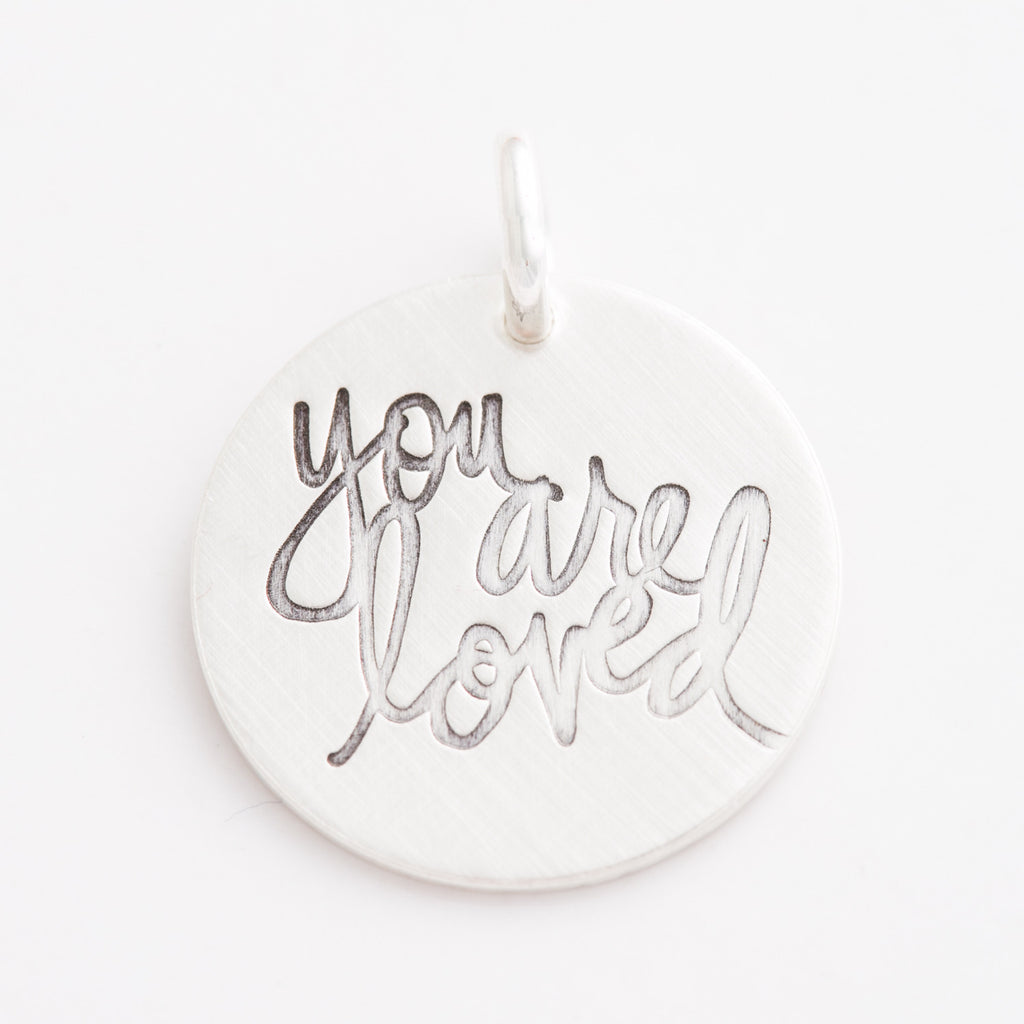 'You Are Loved' by Heidi Swapp™ Charm