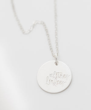 Personalized Charm by Heidi Swapp™