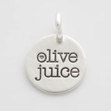 'Olive Juice' (I Love You) Tiny Charm