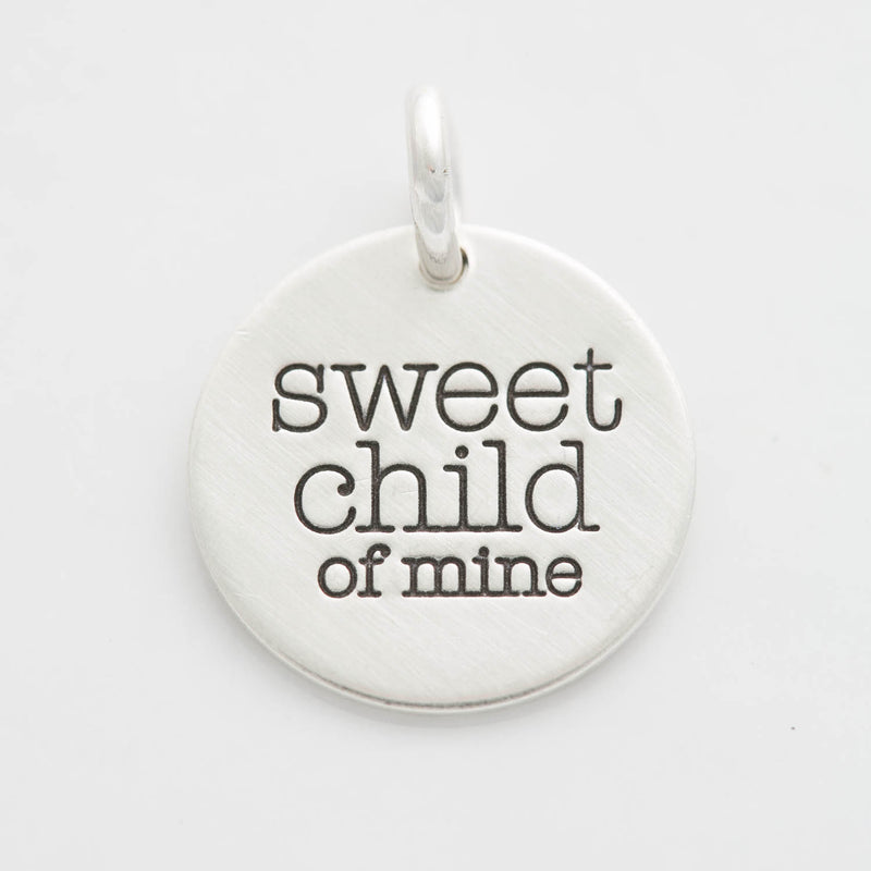 'Sweet Child of Mine' Charm