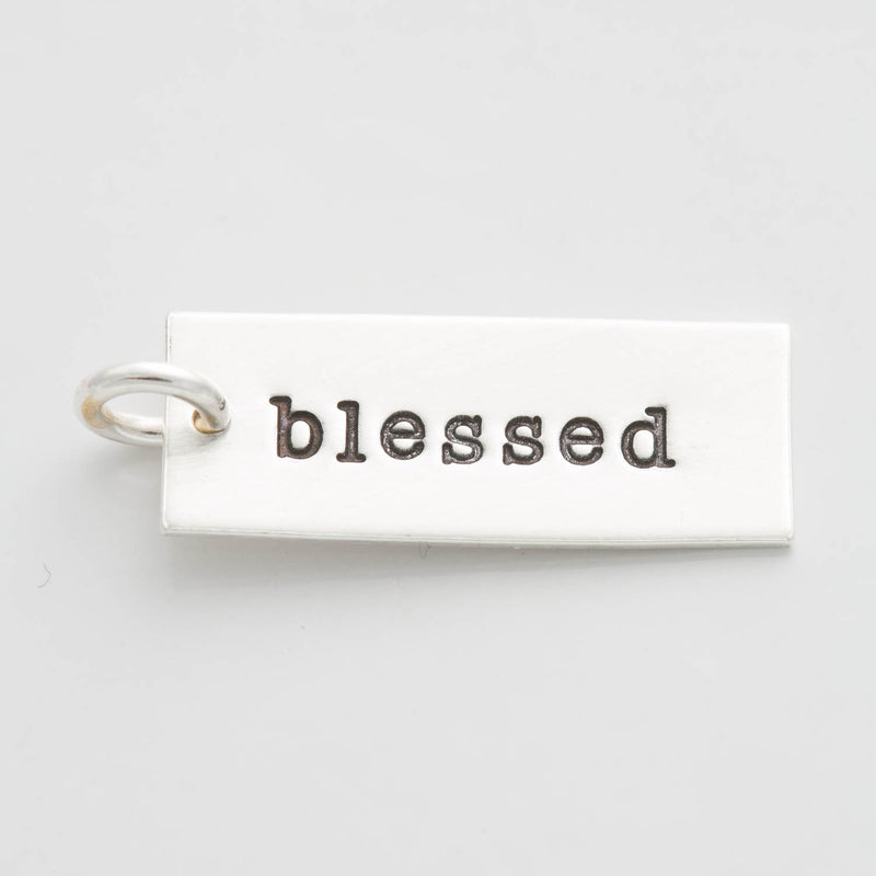 'Blessed' Charm
