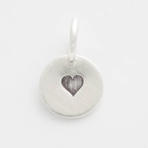 Teeny Tiny Heart Charm