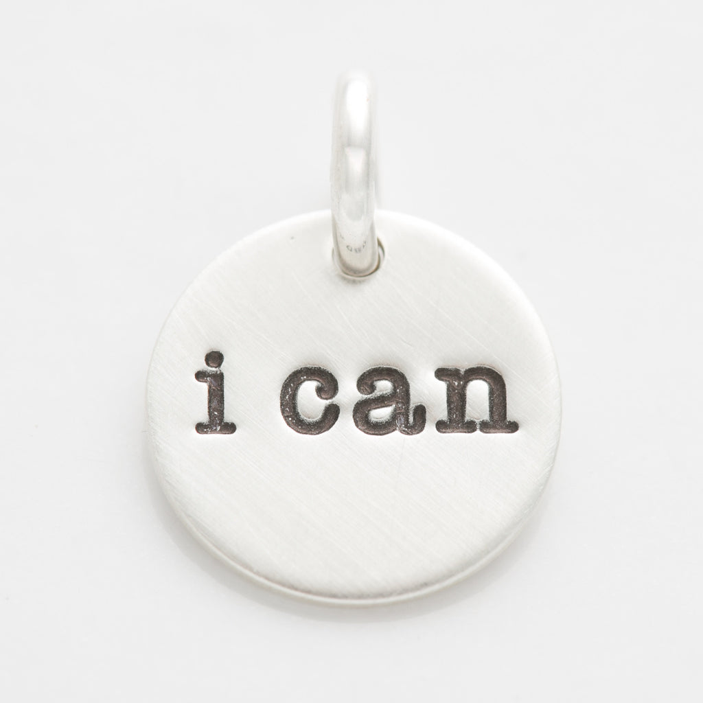 'I Can' Charm