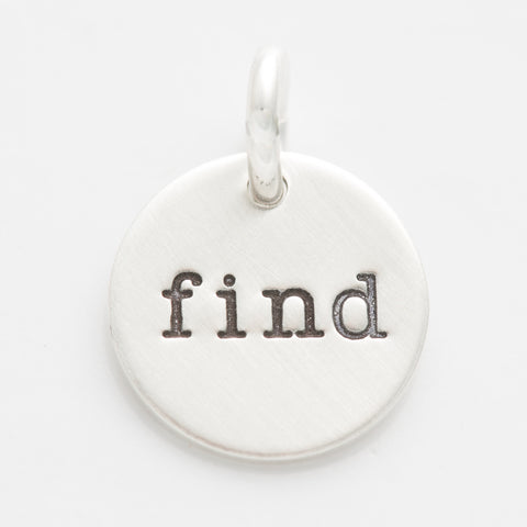 'Find' Charm