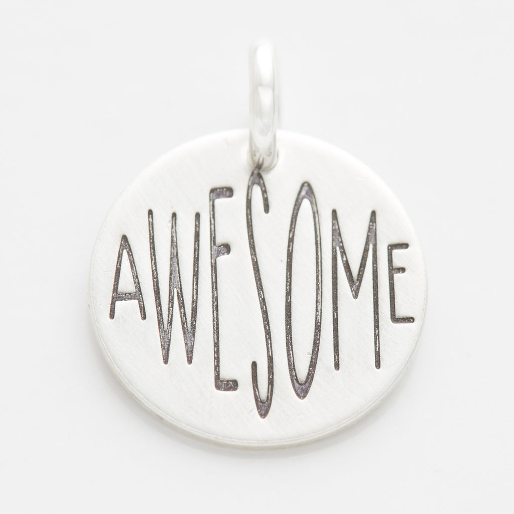 'Awesome' Charm