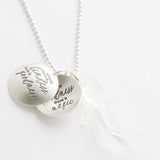 'Kindness, Goodness, Magic' Swinging Locket