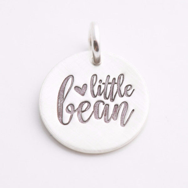'Little Bean' Charm