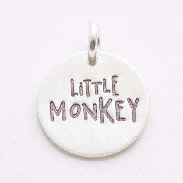 'Little Monkey' Charm