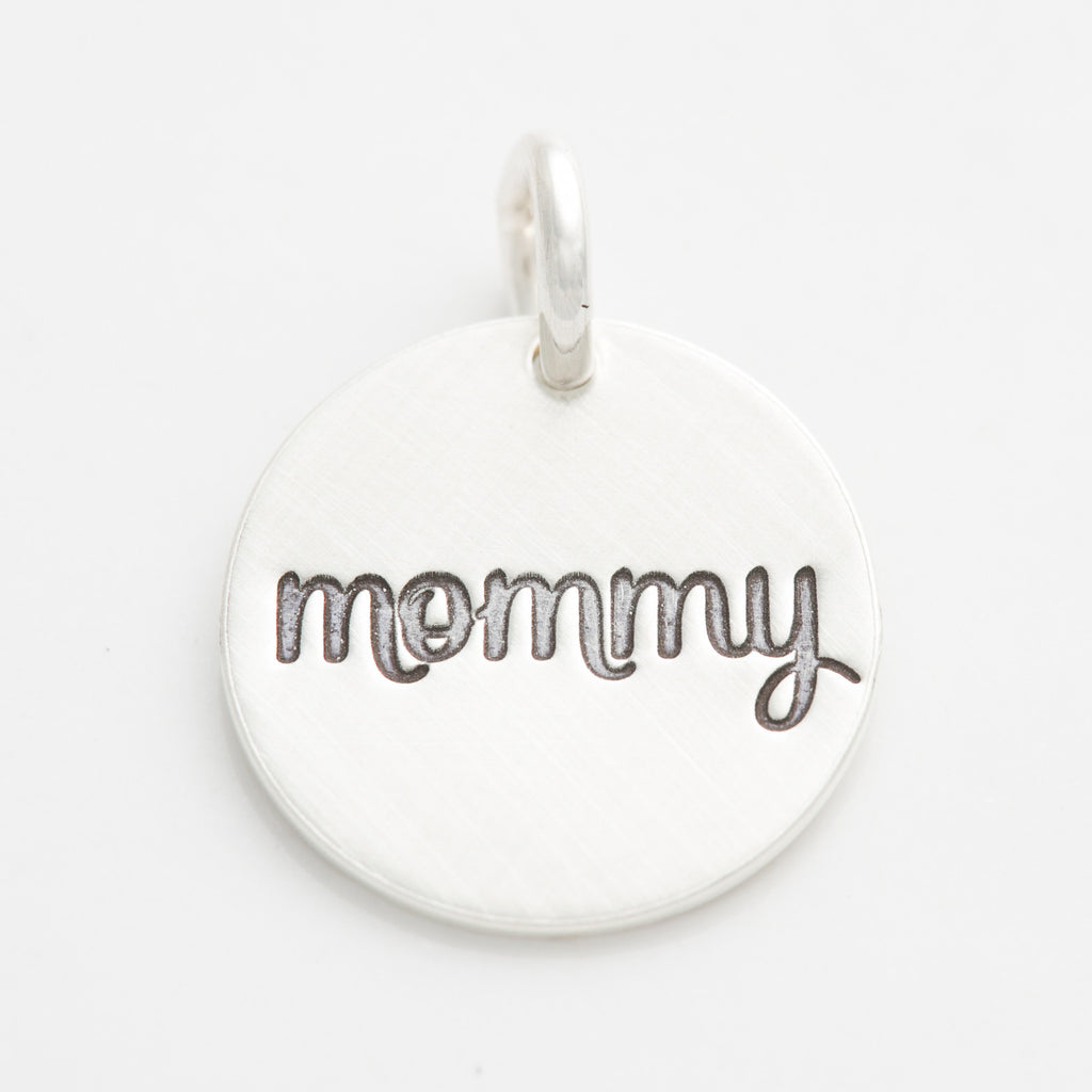'Mommy' Charm
