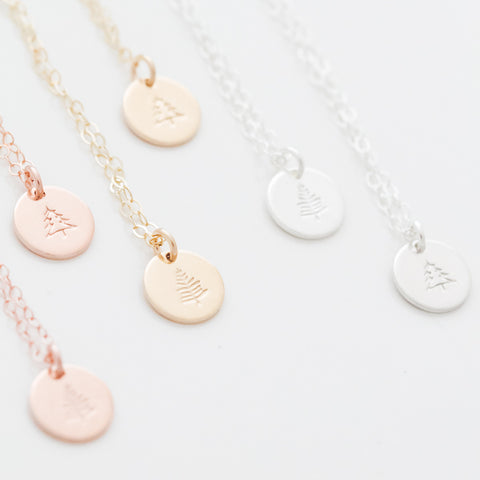 Evergreen Necklace - Charity For Primary Children's NEW