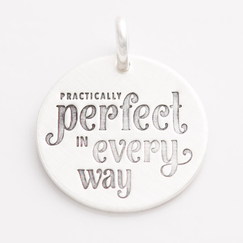 'Practically Perfect in Every Way' Charm