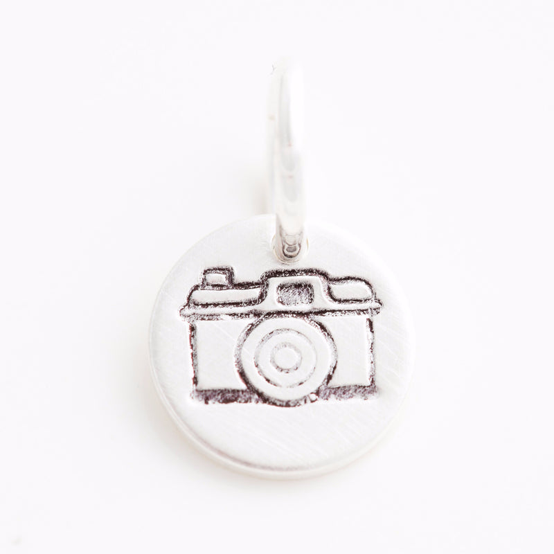 Teeny Tiny Camera Charm